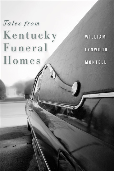 Tales from Kentucky Funeral Homes - cover