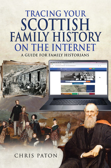 Tracing Your Scottish Family History on the Internet - A Guide for Family Historians - cover