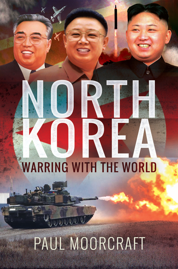 North Korea - Warring with the World - cover