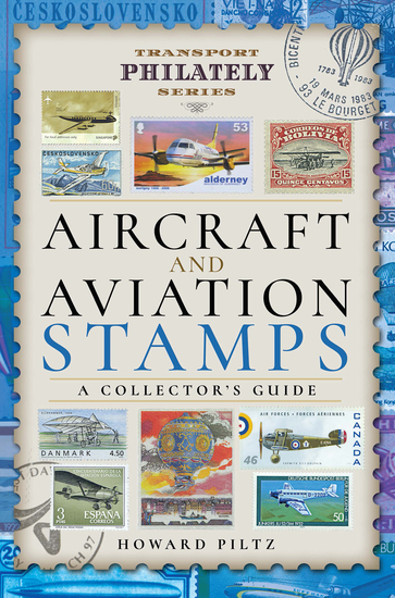 Aircraft and Aviation Stamps - A Collector's Guide - cover