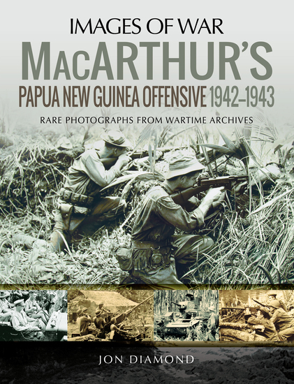MacArthur's Papua New Guinea Offensive 1942–1943 - cover