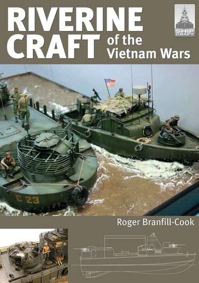 Riverine Craft of the Vietnam Wars - cover