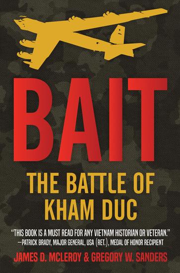 Bait - The Battle of Kham Duc - cover