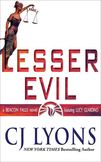 Lesser Evil - A Beacon Falls Novel - cover