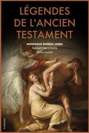 Légendes de l'Ancien Testament (Traduction inédite) - Édition illustrée - cover