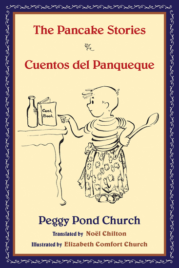 The Pancake Stories - Cuentos del Panqueque - cover