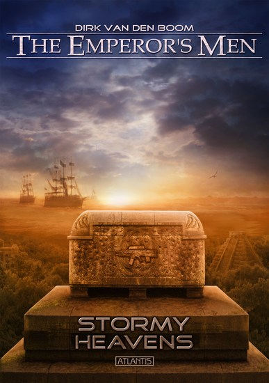 The Emperor's Men 8: Stormy Heavens - cover
