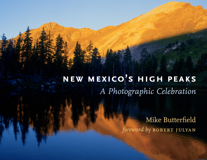New Mexico's High Peaks - A Photographic Celebration - cover