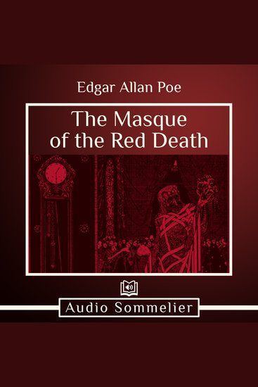 The Masque of the Red Death - cover