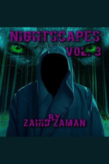 Nightscapes vol: 3 - 2 Tales of Supernatural Terror - cover
