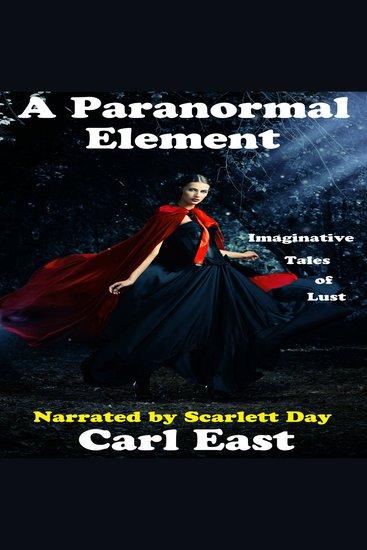 A Paranormal Element - cover