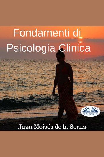 Fondamenti Di Psicologia Clinica - cover