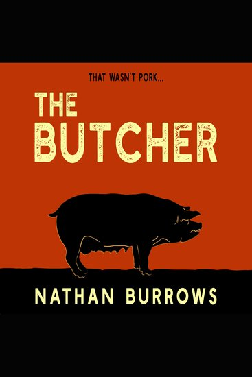The Butcher - That wasn't pork - cover