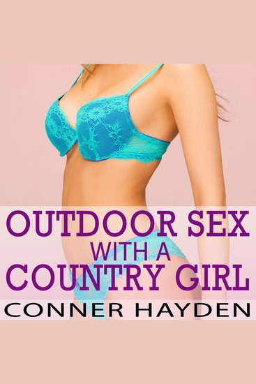 Outdoor Sex with a Country Girl - cover