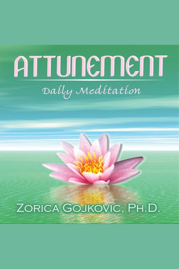Attunement - Daily Meditation - cover