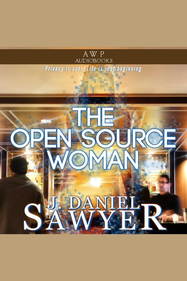 The Open Source Woman - cover