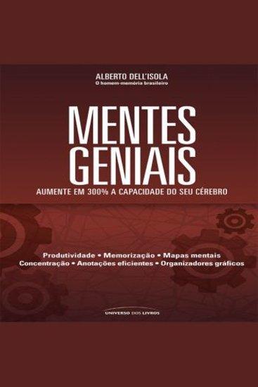 Mentes Geniais - cover