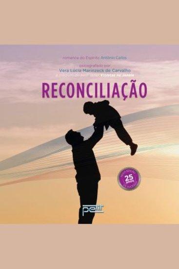 Reconciliação - cover