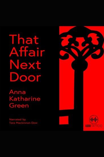 That Affair Next Door - cover