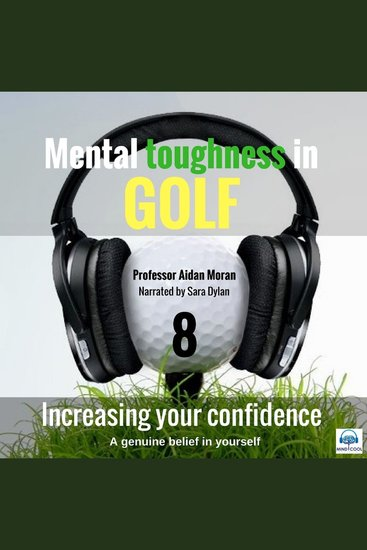 Increasing your Confidence - Mental toughness in Golf - cover