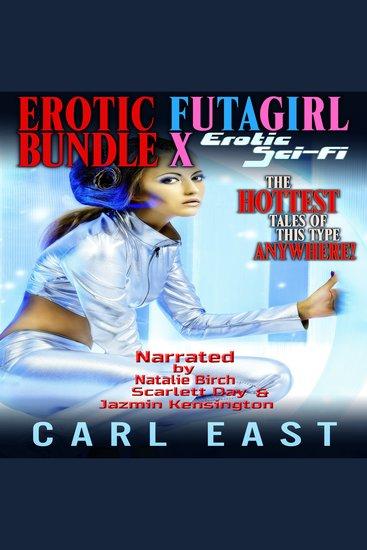 Erotic Futagirl Bundle X - cover