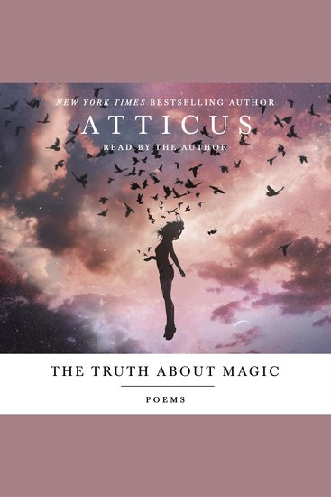 The Truth About Magic - Poems - cover