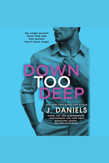 Down Too Deep - cover