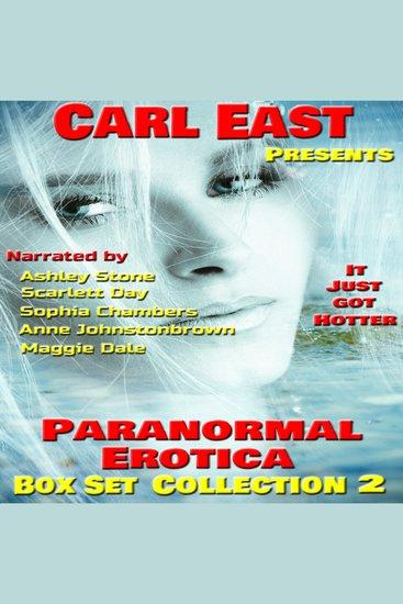 Paranormal Erotica - Box Set Collection 2 - cover