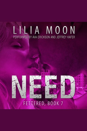 NEED: Ari & Jackson (Fettered #7) - cover
