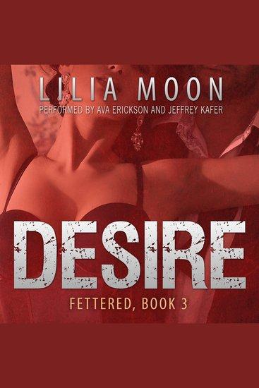 DESIRE: Gabby & Daniel (Fettered #3) - cover