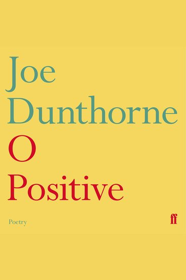 O Positive - Poetry - cover