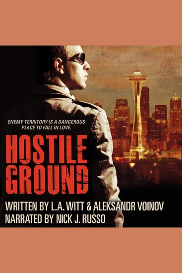 Hostile Ground - Enemy Territory Is A Dangerous Place To Fall In Love - cover