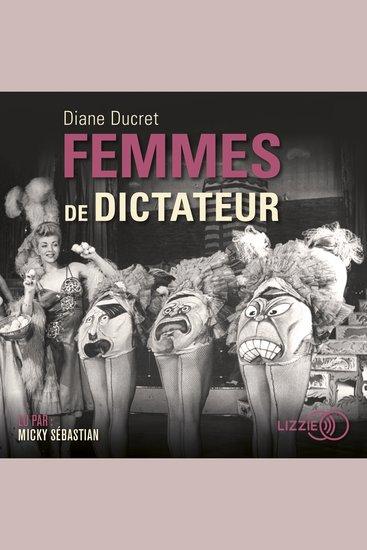 Femmes de dictateur - cover