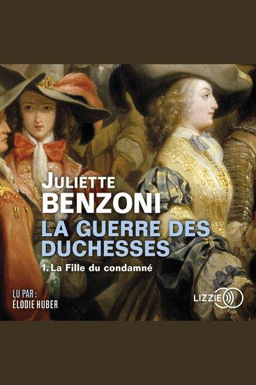 La Guerre des Duchesses - tome 1 - cover