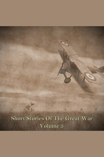 Short Stories of the Great War - Volume III - cover