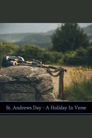 St Andrews Day - A Holiday in Verse - cover