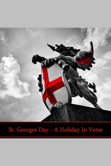 St Georges Day - A Holiday in Verse - cover