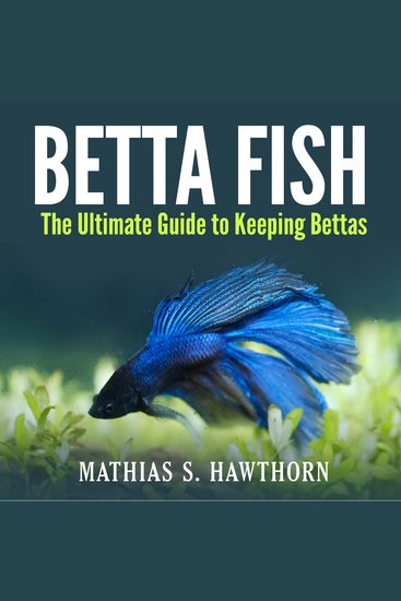 Betta Fish - The Ultimate Guide to Keeping Bettas - cover