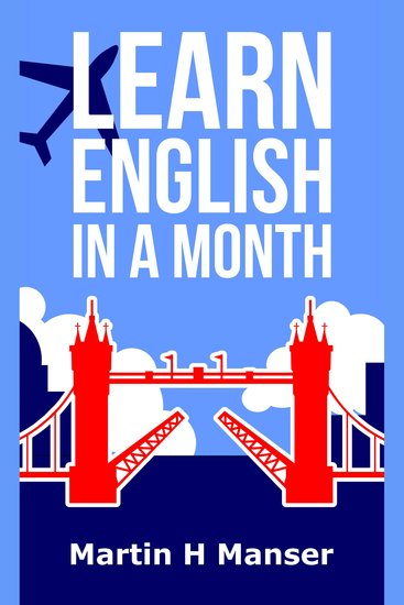 Learn English in a Month - cover