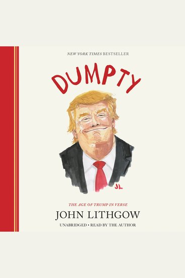 Dumpty - The Age of Trump in Verse - cover