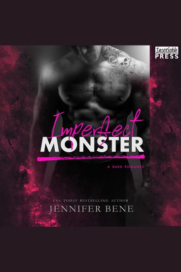 Imperfect Monster - A Dark Romance - cover