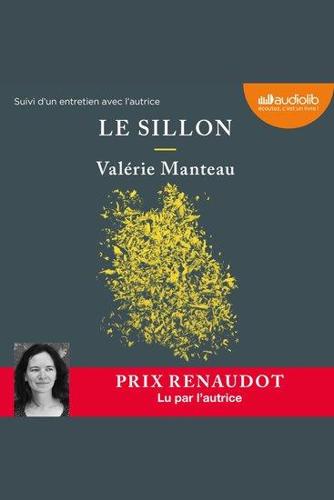 Le Sillon - Suivi d'un entretien avec l'autrice - cover