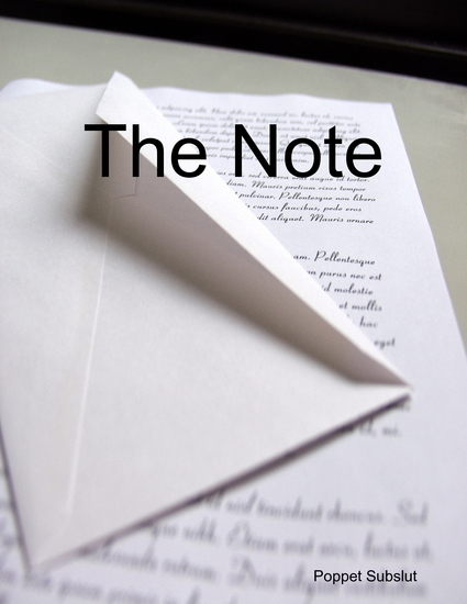 The Note - cover