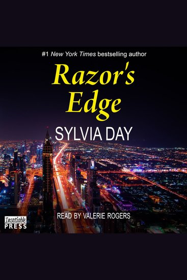 Razor's Edge - Shadow Stalkers Book One - cover