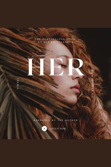 Healing HER - Poetry that nourishes the soul through feminine energy - cover