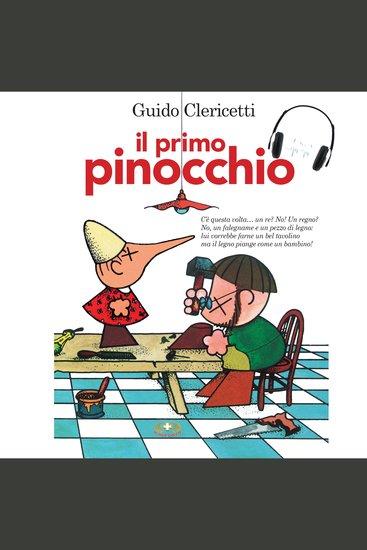 Il primo Pinocchio - cover