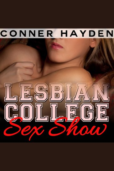 Lesbian College Sex Show - cover