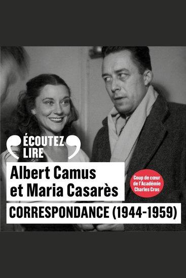 Correspondance (1944-1959) - cover