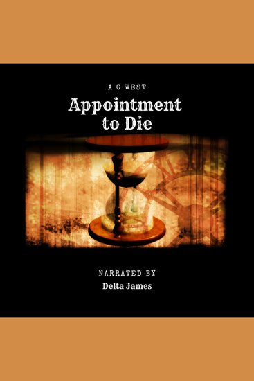 Appointment to Die - cover
