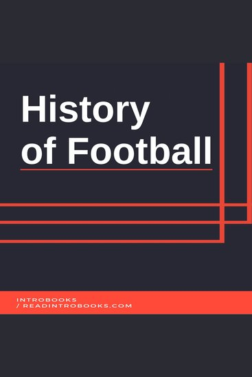 History of Football - cover